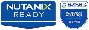 Nutanix Technology alliance build logo