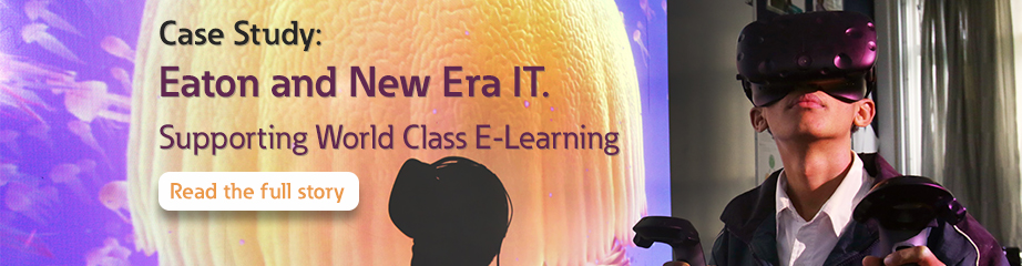 Eaton and New Era IT: Supporting World Class E-Learning