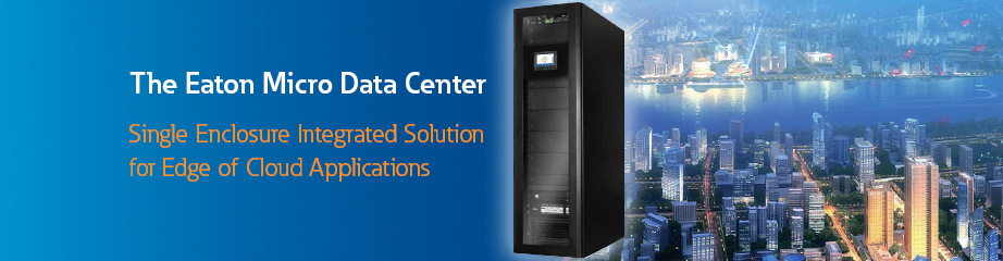 Eaton Micro Data Center