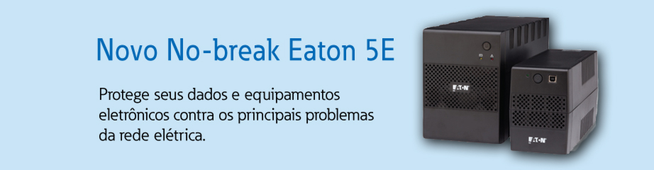No-break Eaton 5E