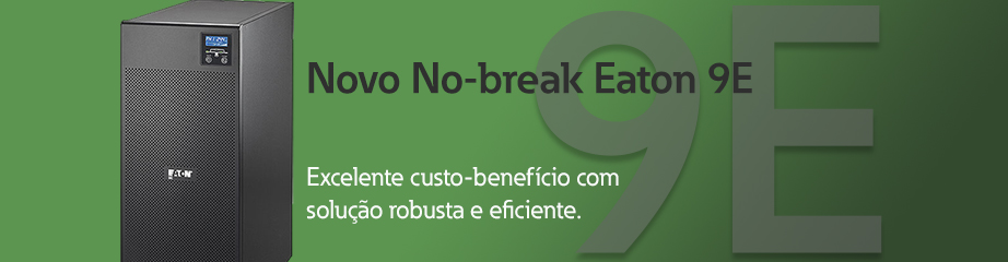 No-break Eaton 9E