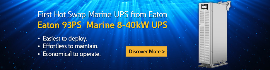 Power quality protection power management eaton eaton 93ps marine ups fandeluxe Images