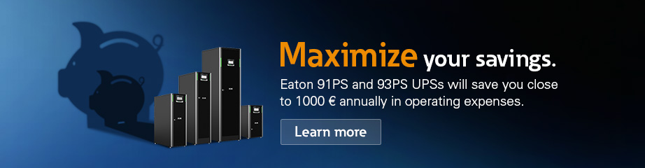 Eaton 91PS and 93PS UPS