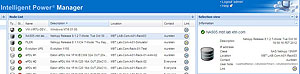 IPM/NetApp screen shot