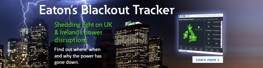 Eaton Blackout Tracker