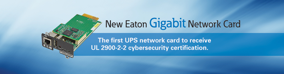 Eaton Gigabit Network Card