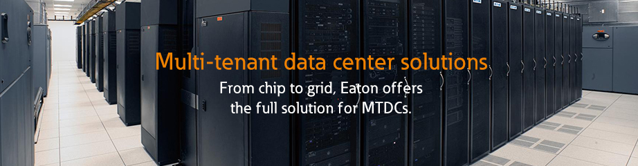Multi-tenant data center solutions