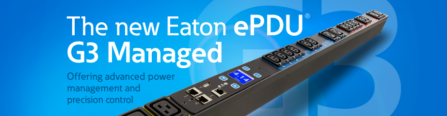 Eaton ePDU G3 Managed
