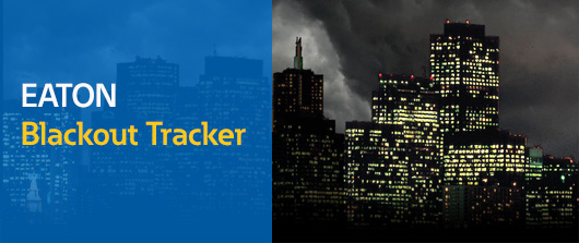 Blackout Tracker banner