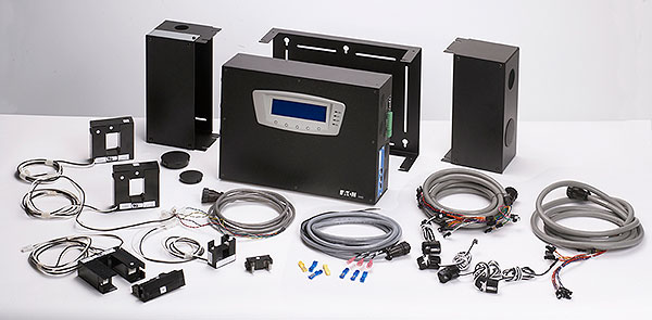 EMS Upgrade Kit is available to extend branch circuit monitoring to existing equipment, regardless of manufacturer
