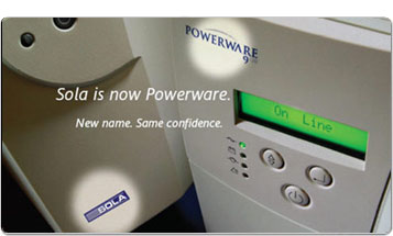 Powerware.com