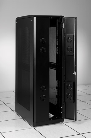 Enclosure System For Data Center Rack And Cabinets By Eaton