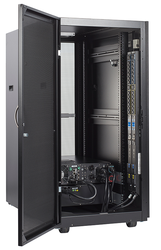 Rackpackit From Eaton Is A Pre Configured Server Rack