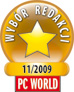 "Polish PC World ""Editional's choice"" - November 2009"