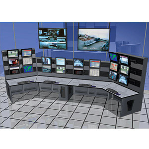 Eaton Profile Dispatch Console For Call Centers And